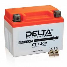 Аккумуляторная батарея 12V9Ah (150x86x107) (залитая, необслуж.) DELTA