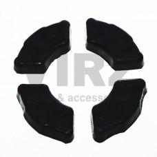 Демпферные резинки колеса (4шт) DELTA, ALPHA (сорт №2)