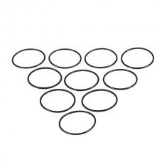 Кольцо уплотнительное 62х68х3мм, резина (10шт)
