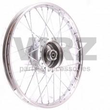 Диск колесный R17 передний 1.2-17 (спицы) (барабан. 110мм); ALPHA, DELTA