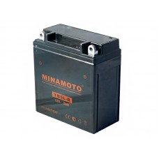 Аккумуляторная батарея YTZ5-S (12V, 4Ah, 113x70x87) MINAMOTO
