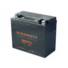 Аккумуляторная батарея YTX20L-BS (12V, 18Ah, 175x86x155) MINAMOTO