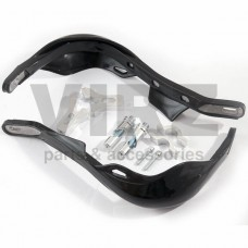 Защита рук для мототехники ТИП 2 усиленная (цв. черный)