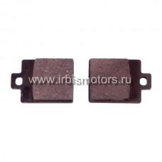 Колодки тормозные дисковые ATV150-200Utt (зад.)
