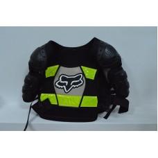 Защита груди (черепаха FOX детская) короткая с локтями M