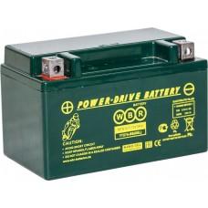 Аккумуляторная батарея 12V7Ah MTG12-7 (150х86х94) WBR